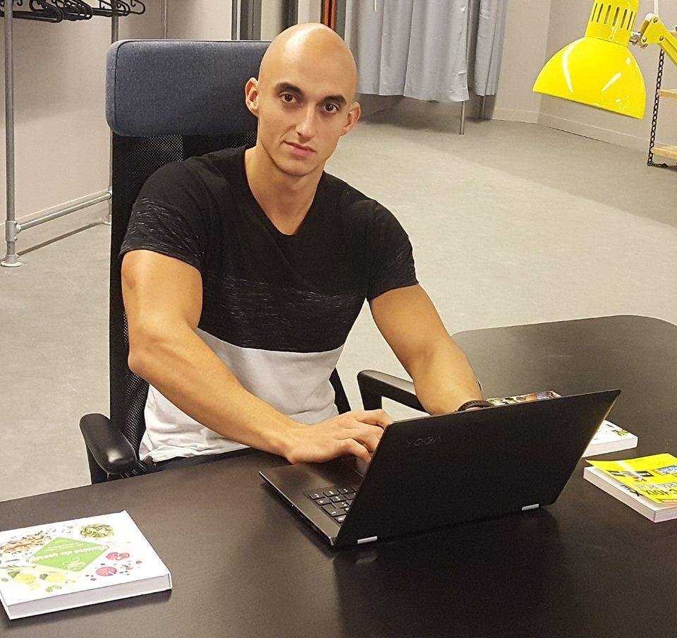 Jordan Bougeard - diététicien sportif
